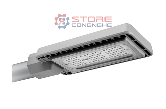 Đèn chiếu sáng đường BRP392 LED163/WW 121W 220-240V DM PSR