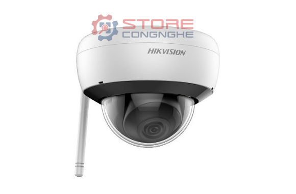 Camera IP Dome hồng ngoại Wifi 2.0 Megapixel HIKVISION DS-2CD2121G1-IDW1