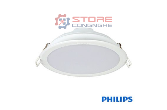 Đèn led âm trần Meson 7W D105 59448 Philips