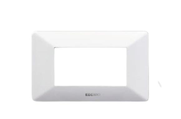 Mặt chữ nhật nhựa trắng – EW-P3M