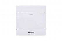 Bộ công tắc trung gian đơn màu trắng – EC-301