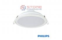 Đèn led âm trần Meson 6W D80 59444 Philips