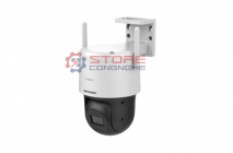 Camera IP Speed Dome hồng ngoại Wifi 4.0 Megapixel HIKVISION DS-2DE2C400IW-DE/W