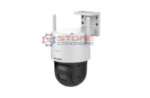 Camera IP Speed Dome hồng ngoại Wifi 4.0 Megapixel HIKVISION DS-2DE2C400IW-DE/W